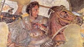 Alexander the Great VS Gwanggaeto the Great